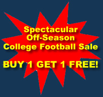 College Football Special Offers